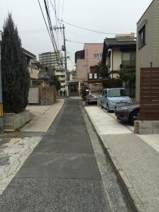 My path home