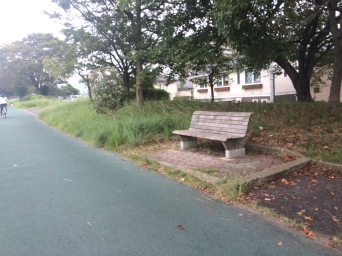 Japan has lots of benches in their public areas.